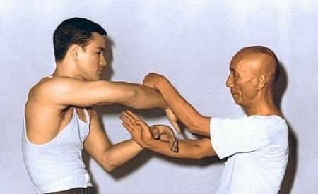 Le Sezioni di Chi Sao nel Wing Chun
