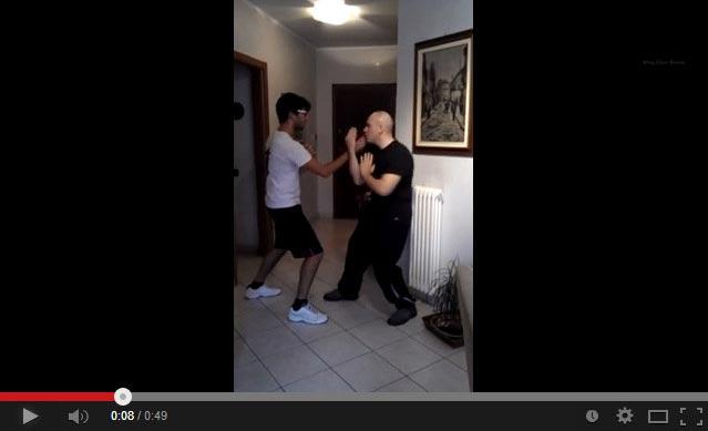 Gestione della Pressione nel Wing Chun