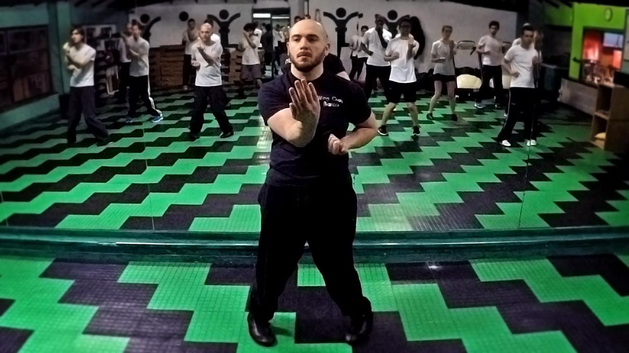 Siu Nim Tao - La prima forma del Wing Chun