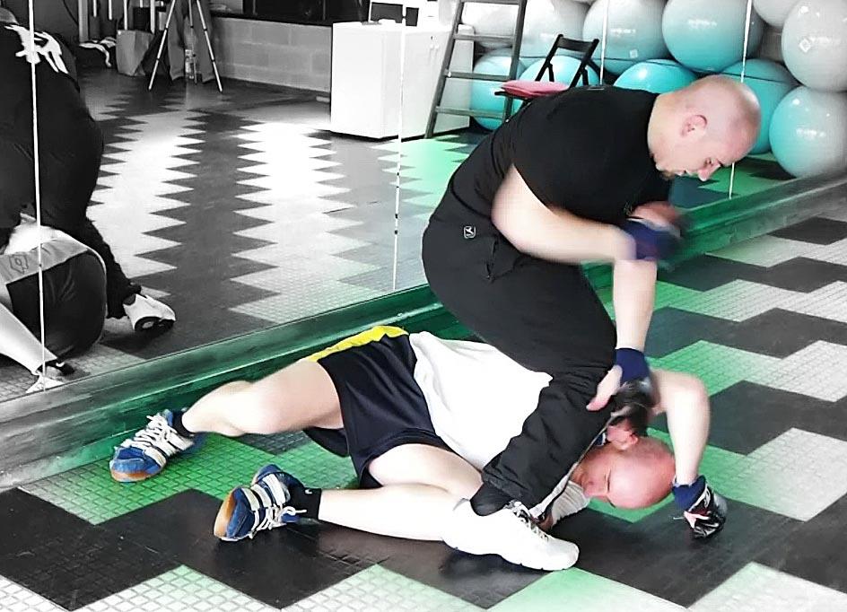 Considerazioni dello stage di Wing Chun con caschetti del 15 giugno